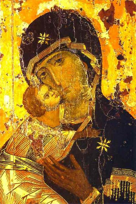 Ikone des Christus Pantokrator